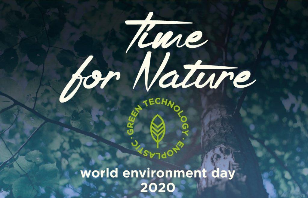Día Mundial del Medio Ambiente 2020. ¡Hagamos una diferencia!