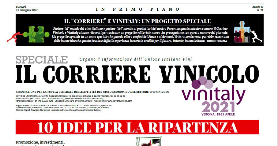Enoplastic & Il Corriere Vinicolo
