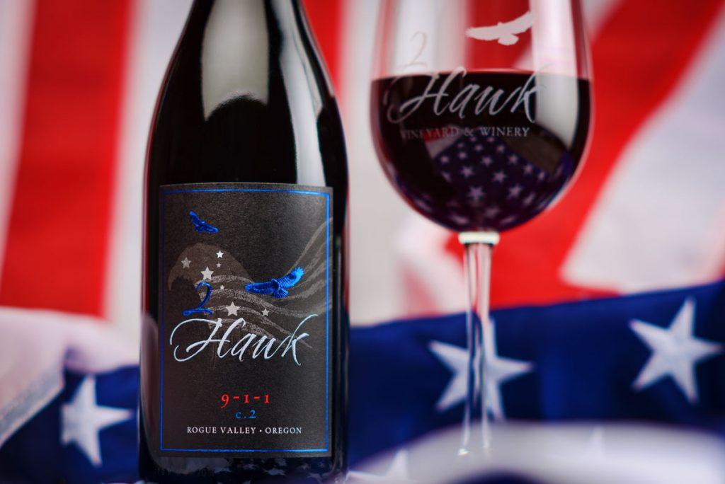 Enoplastic & 2Hawk Winery per la Rogue Valley
