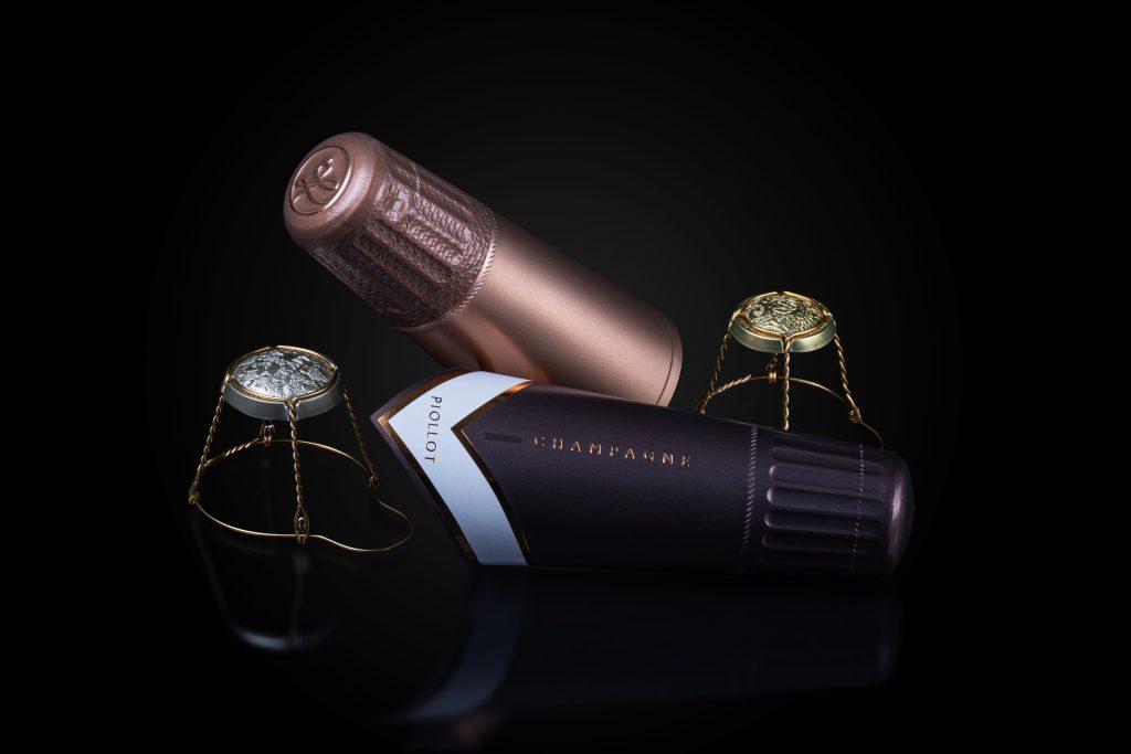 Capsulones Sparlux y Muselets Art&Craft: la oferta para productos súper premium